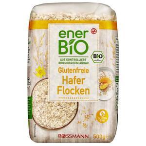 enerBiO glutenfreie Haferflocken 4.98 EUR/1 kg