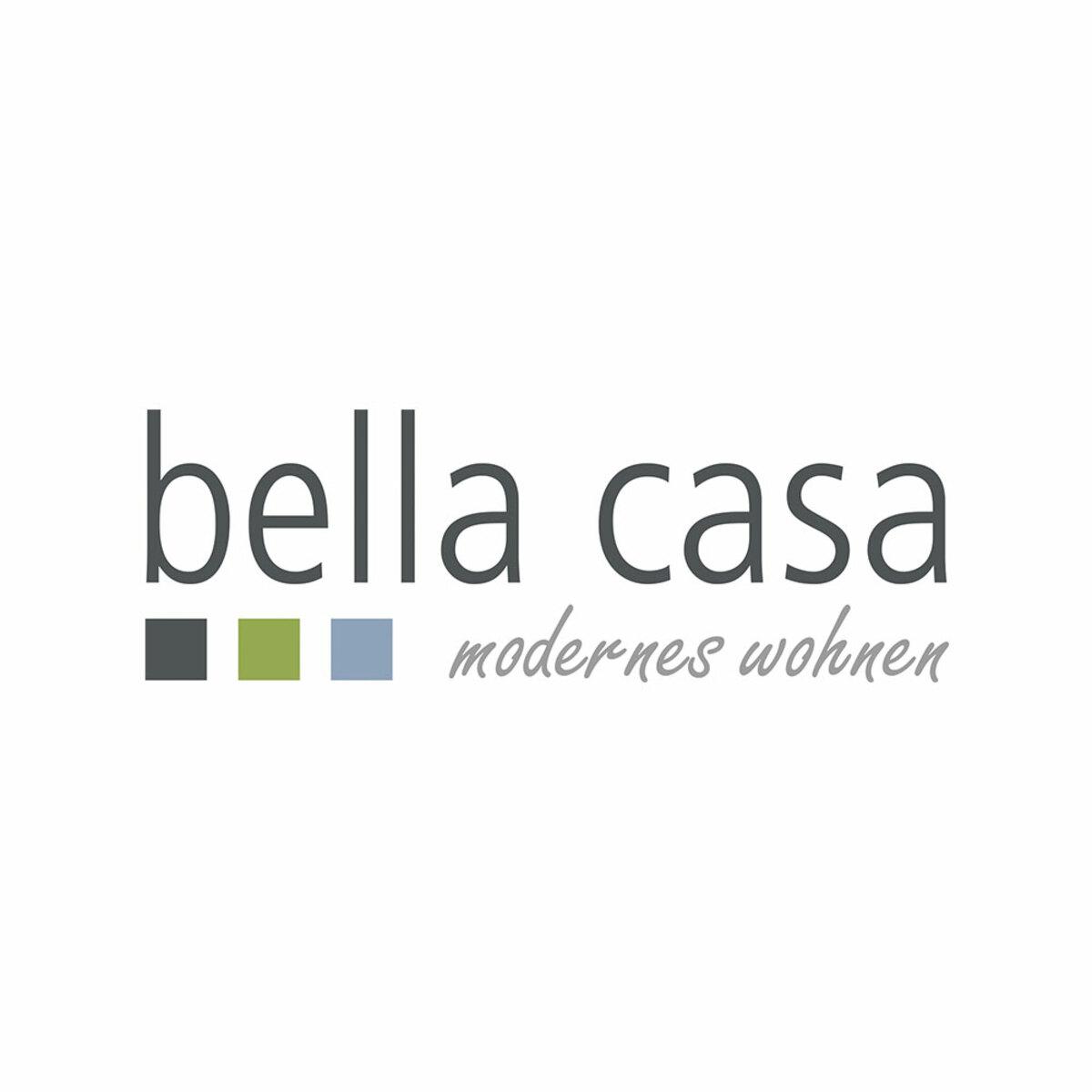 Bild 2 von Bella Casa Türmatte Wash & Dry, ca. 40 x 60 cm, Beige/Weiß Karo