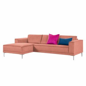 home24 Ecksofa Grapefield Webstoff