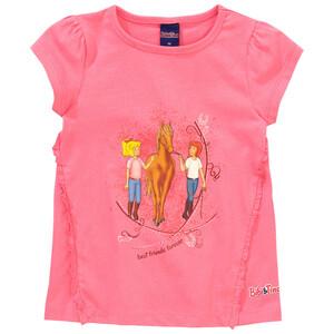 Bibi & Tina T-Shirt mit Rüschen