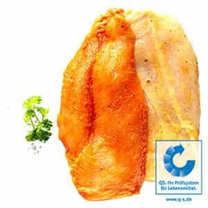 Frische Hähnchenbrust-Minutensteaks versch. mariniert, Teilstück, je 1 kg