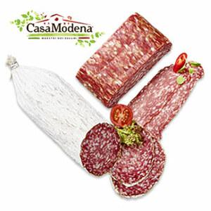Casa Modena Salami Milano oder Spianata Romana aus reinem Schweinefleisch,   je 100 g