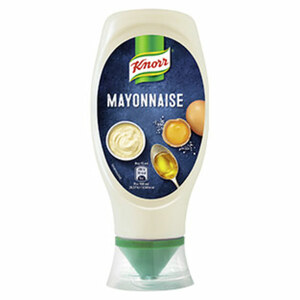 Knorr Mayonnaise jede 430-ml-Squeeze-Flasche