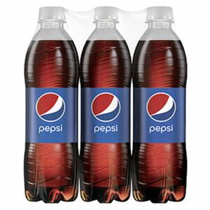 Pepsi* oder Schwip Schwap* (*koffeinhaltig), versch. Sorten, jede 6 x 0,5-Liter-Packung