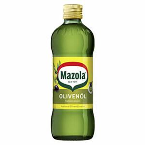 Mazola Olivenöl jede 500-ml-Flasche