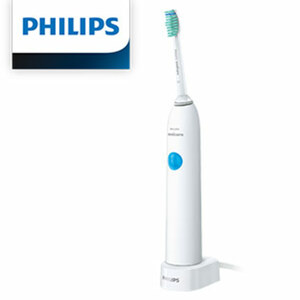 Zahnbürste HX 3412/07 · bis zu 2 Wochen Akkulaufzeit · bis zu 3 x mehr Plaque-Entfernung im Vergleich zu einer Handzahnbürste