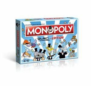 Monopoly Ralph Ruthe Edition Cartoons Spiel Gesellschaftsspiel Brettspiel
