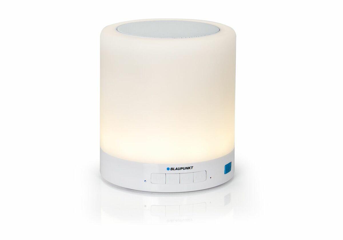Bild 1 von Blaupunkt Bluetooth-Lautsprecher mit LED Ambiente-Licht BTL 100