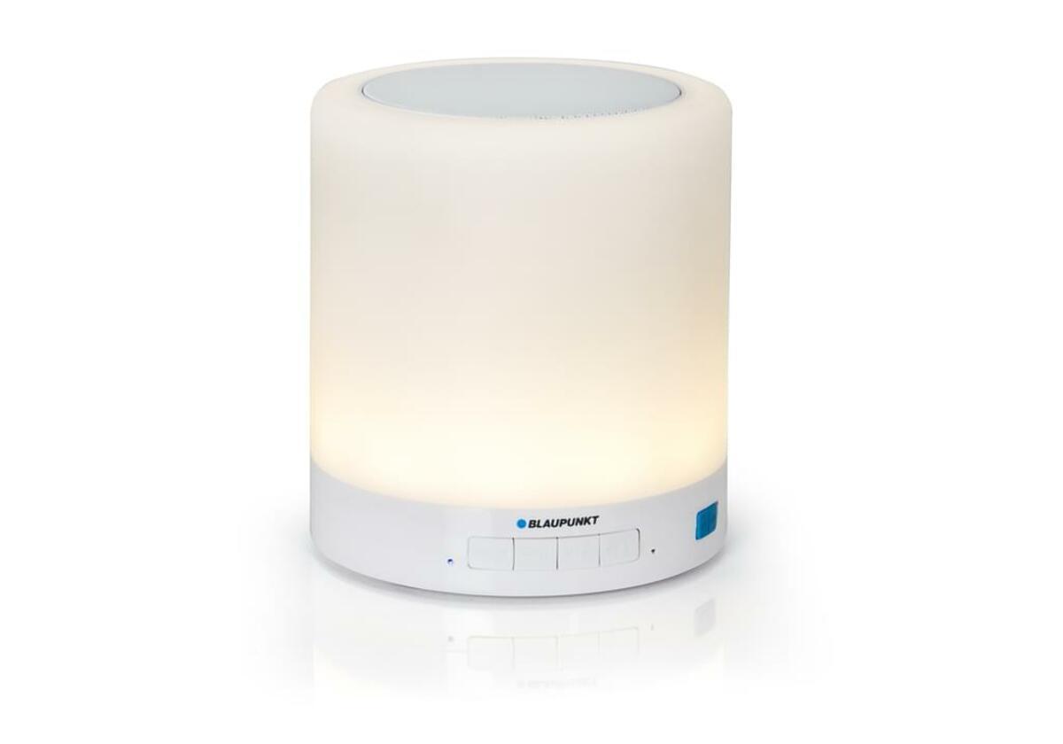 Bild 2 von Blaupunkt Bluetooth-Lautsprecher mit LED Ambiente-Licht BTL 100