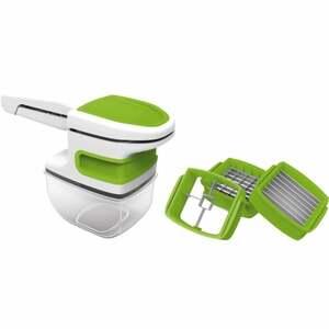 GOURMETmaxx 5in1 Compact Chop ´N Slice Küchenhelfer 7-tlg.