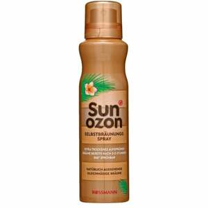 sunozon Selbstbräunungsspray 1.66 EUR/100 ml