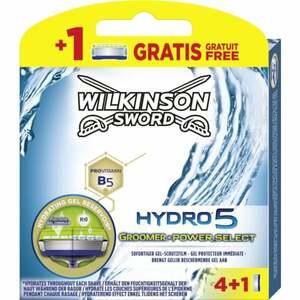 Wilkinson Sword Hydro 5 Groomer Power Select Rasierklingen