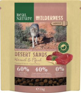 REAL NATURE WILDERNESS Desert Sands Kamel & Pferd