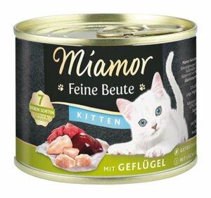 Miamor Feine Beute Kitten 12x185g