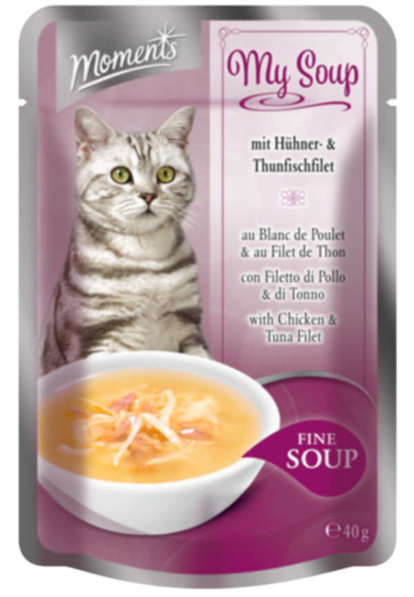 Moments My Soup 12x40g