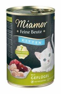 Miamor Feine Beute Kitten 12x400g