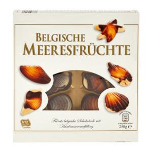 Belgische Meeresfrüchte