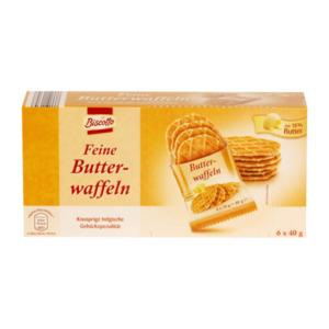 Feine Butterwaffeln