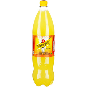 Schweppes Fruity Citrus 1,25l