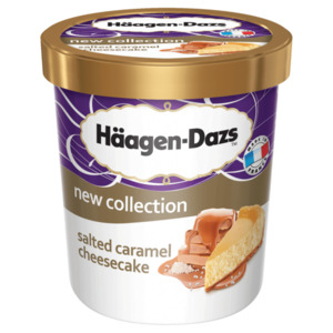 Häagen-Dazs Salted Caramel Cheesecake 500ml