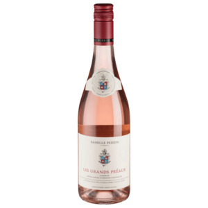 Perrin Les Grands Préaux Rosé trocken 0,75l