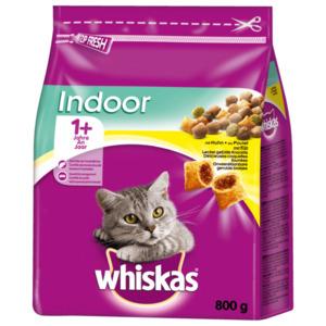 Whiskas Katzenfutter Indoor 1+ mit Huhn 800g