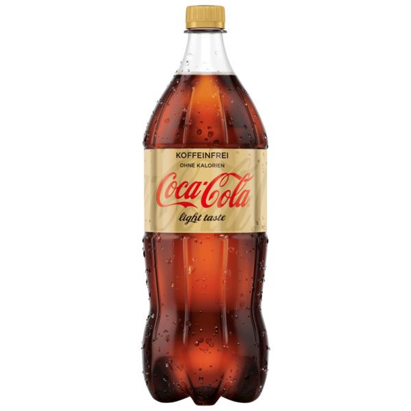 Coca-Cola light taste Koffeinfrei 1,5l