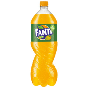 FANTA MANGO OHNE ZUCKER 1,5 L PET EW