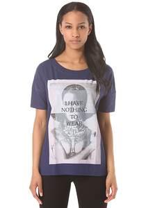 Rich & Royal T-Shirt - T-Shirt für Damen - Blau