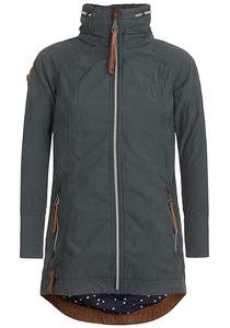 NAKETANO Gezielt Poppen - Jacke für Damen - Grün