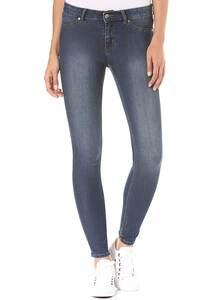 Cheap Monday Mid Spray - Jeans für Damen - Blau