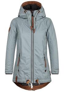 NAKETANO Kokosnuss Dreams - Jacke für Damen - Grau