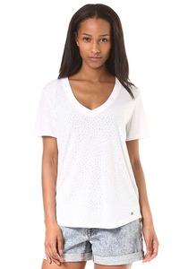 Volcom Mix A Lot Vneck - T-Shirt für Damen - Weiß