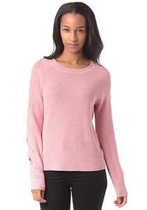 Vila Vimyntani Knit - Strickpullover für Damen - Pink