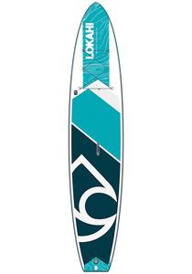 LOKAHI Set W.E Canoa 11´6´´ SUP Board - Blau