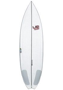 Lib Tech Ringer 5´10´´ Surfbrett - Weiß