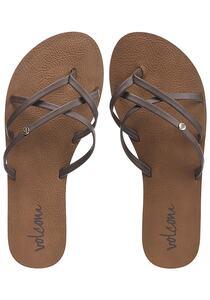 Volcom New School - Sandalen für Damen - Braun