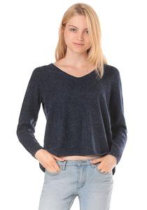 Vila Vidicte Knit Wrap - Strickpullover für Damen - Blau