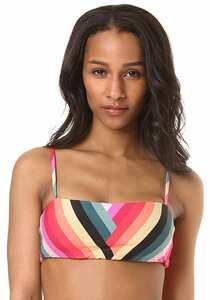 BILLABONG Color Spell Bandeau - Bikini Oberteil für Damen - Mehrfarbig