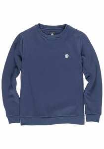 Element Cornell Classic Crew - Sweatshirt für Jungs - Blau