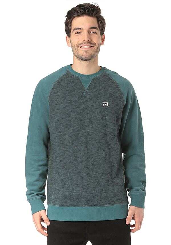 BILLABONG Balance Crew - Sweatshirt für Herren - Grün