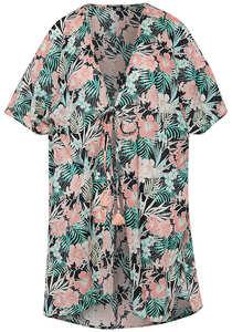 Chiemsee Strand-Tunika - Bluse für Damen - Mehrfarbig