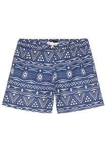 Chiemsee Badehose - Boardshorts für Jungs - Blau