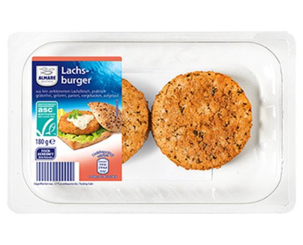 ALMARE Fisch-Burger