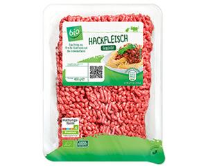 bio Hackfleisch*