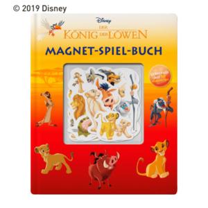 Magnet-Spiel-Buch