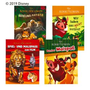 """Buch zum Film """"Der König der Löwen"""""""