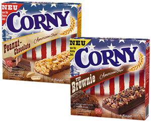 CORNY American-Promotion