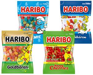 HARIBO Beutel Sortiment