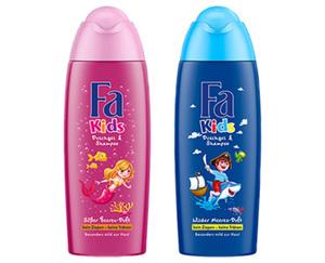 Fa Kids Duschgel und Shampoo